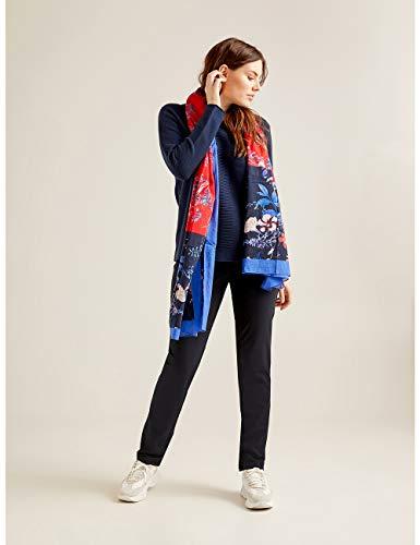 Milano Elena Mirò Azul Para Skinny Pantaloni In Punto Pantalones Mujer 7vr7X
