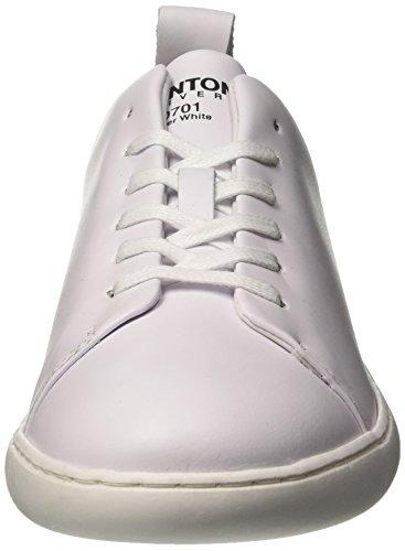 White Footwear 10 Basses whisper Universe Blanc Mixte Pantone Nyc Adulte qCUn8nvz