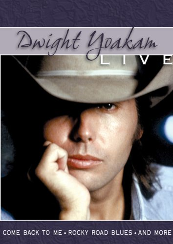 Dwight Yoakam Live by St Clair Vision