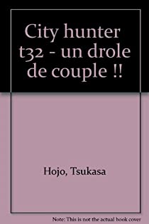 City Hunter (Nicky Larson), tome 32 : Un drôle de couple par Hojo