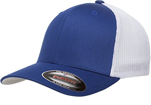 6511 Flexfit Trucker Mesh Cap - Flexfit Hat Trucker