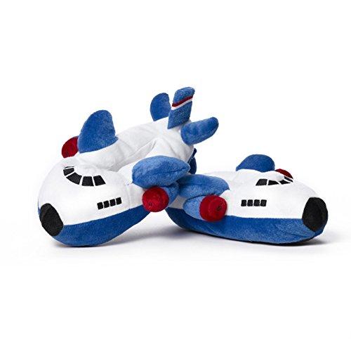 Airplanes Slipper Blue