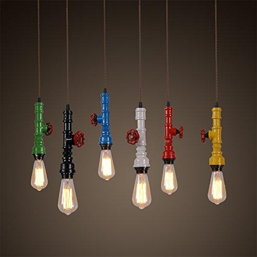 Quietness @ Moderno Lampadario LED Industrie Creative Loft ...