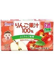 Wakodo Apple Juice 100% (3x125ml), 375 ml