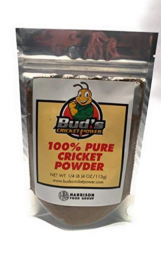 High Protein Premium Cricket Powder (flour) (1/4 LB)