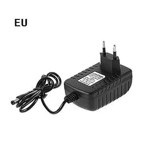 JERKKY EU Plug 4S 16.8V 2A Cargador de CA para 18650 batería de Litio 14.4V 4 Series Litio li-Ion Batería Cargador de Pared 110V-245V