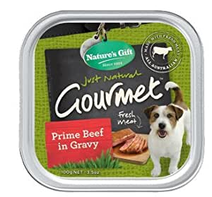 Natures Gift Canned Dog Food Review