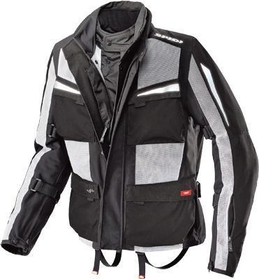 h2out Textile Jacket - 1