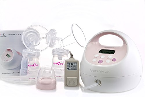 Spectra S2 Plus Electric Breast Pump Hospital Strength