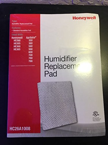 Honeywell HC26A1008 Replacement Humidifier Pad For HE260/HE360