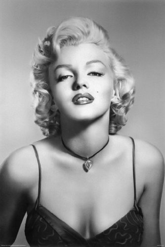 Marilyn Monroe Poster Diamond Rare Hot New