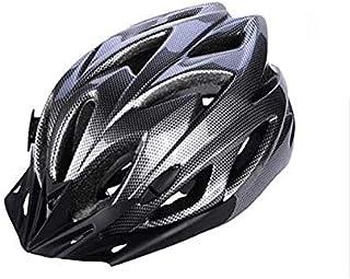 Cobnhdu Casque pour homme et femme Casque d'équitation Vélo Casque de vélo de montagne Technologie de moulage intégrée Ultra-légère Protection des sports de plein air Protection Équipement de sé