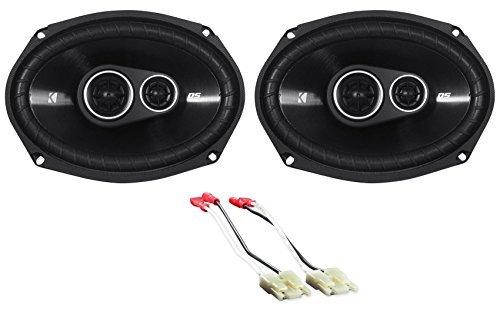 Buy 6x9 speakers with tweeters