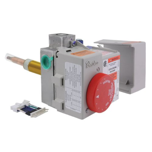 Rheem SP20161A Gas Control Thermostat Kit, Natural Gas (Gas Thermostat Control Vent)