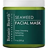 Botanic Hearth Seaweed Facial Mask, Superior Hydrating Face Mask Promotes Healthy Skin, 9 oz