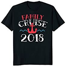 Family Cruise 2018 T Shirt Matching Family Cruise Tee