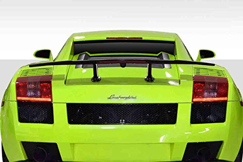 Duraflex Replacement for 2004-2013 Lamborghini Gallardo LP560 LP570 Look Rear Wing Spoiler - 1 Piece