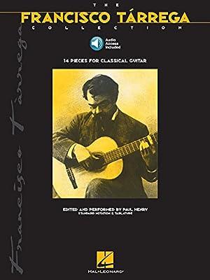 TARREGA COLLECTION 14 PCS+CD: Amazon.es: Tarrega: Libros en ...