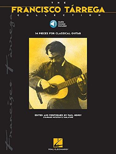 - The Francisco Tarrega Collection: Book/Online Audio