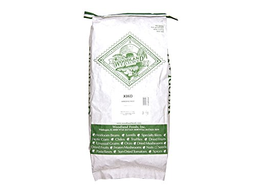 Arborio Rice 25 lbs. by Woodland Foods