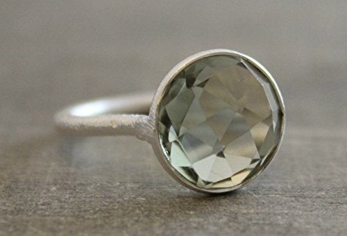 Quartz Cocktail Ring - 7