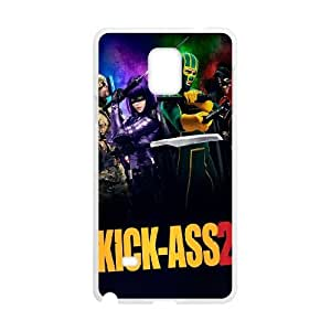 Samsung Galaxy Note 4 Phone Case Kick Ass 12C04923