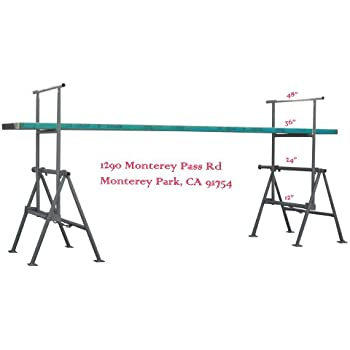 A Set Of New 2 A Frame Folding Trestle With A Set Of 2