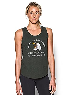 Under Armour Womens Memorial Day Tank
