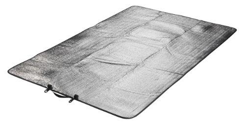 Grand Canyon Aluminium Doppel Matte - Alu-Isoliermatte, Thermomatte, 190 x 120 cm, 305003