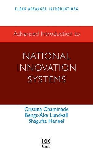 Advanced Introduction to National Innovation Systems (Elgar Advanced Introductions)