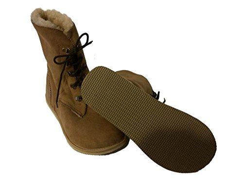 Vesk Saueskinn Støvler Til Menn