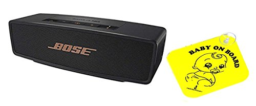 Bose Mini Bluetooth Speaker With Free Babe On Board Sign (Babe Mini)