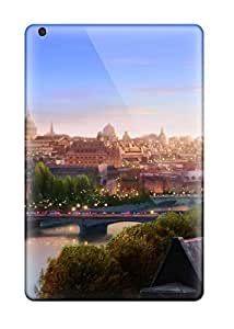 CaseyKBrown Snap On Hard Case Cover Ratatouille Protector For Ipad Mini/mini 2