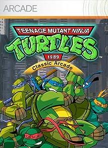 Amazon.com: Teenage Mutant Ninja Turtles 1989 Classic Arcade ...