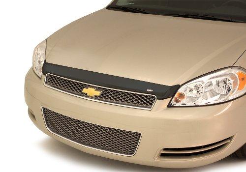 Auto Ventshade 320020 Aeroskin Flush Mount Dark Smoke Hood Protector for 2006-2013 Chevrolet Impala