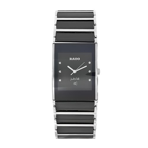 - Rado Men's R20784752 Integral Jubile Watch