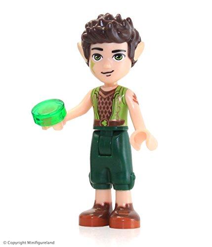 LEGO Elves MiniFigure - Farran Leafshade  -