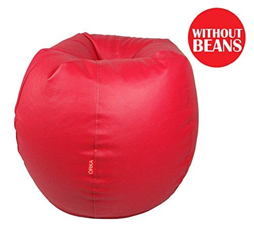 Orka XL Bean Bag Cover - Red