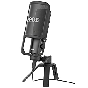 Rode NT-USB Versatile Studio-Quality USB Card...
