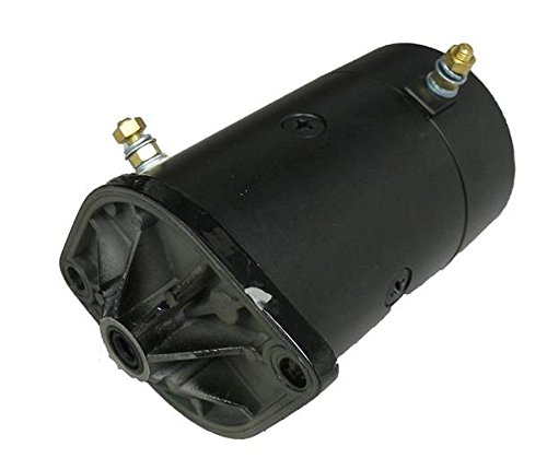 (NEW SNOW PLOW REPLACEMENT REPLACEMENT MOTOR FITS DUAL POST A5819)