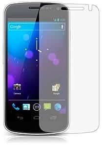 3 x Protector de Pantalla para Samsung I9250 Galaxy Nexus Prime - Láminas de protección / Clear Screen Protectors