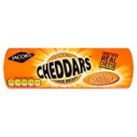 Jacob's Baked Cheddars Cheese Biscuits, 150g