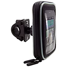 Arkon Handlebar Mount for Most Smartphones, Retail Packaging (Black)