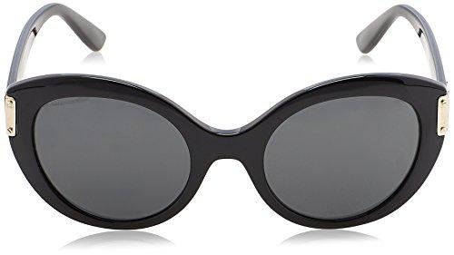 Versace - Lunette de soleil - Femme Taille unique Schwarz (Black GB1/87)
