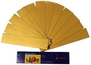 Stockmar Decorating Beeswax, Gold, 12pk