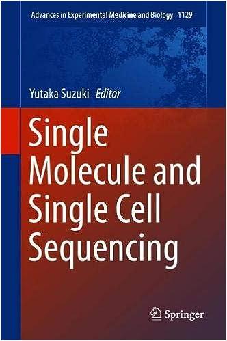 Descargar Torrent Español Single Molecule And Single Cell Sequencing Epub Patria
