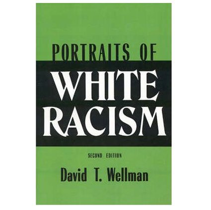 Read Online Portraits of White Racism pdf