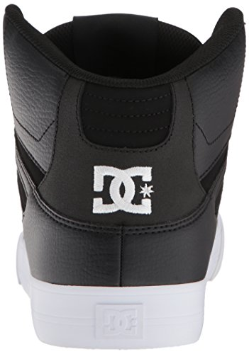 Pour Ht Pure white Chaussures Black Wc Dc Homme Hightop 6Rv1wq