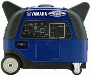 Yamaha quiet generator