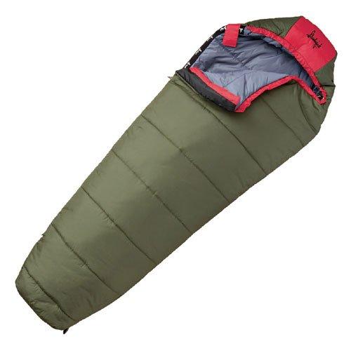 Lil Scout 40 Degree Kids Sleeping Bag - Slumberjack Camping Pillow